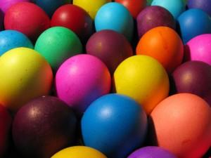 шарени јајца