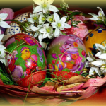 EASTER-HAPPINESS AND FAITH IN LIFE